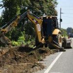 Residentes en Sabana Grande del Municipio de Hostos exigen terminación de asfaltado
