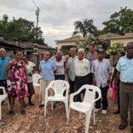 El Alcalde Martín Rosa invierte 374 Mil pesos de su propio bolsillo para cumplir con la comunidad de Juda