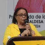Prof. Zoraida de la Cruz lanza su candidatura a Alcaldesa del Municipio de Pimentel