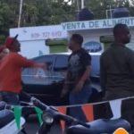 SFM – Captado por un video dos sujetos se enfrentan a machetazos