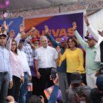 [Video] Gonzalo Castillo Juramenta Candidatos PLD en Provincia Duarte