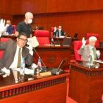 El Senado aprueba la emergencia nacional por 12 días