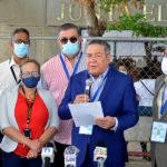 [Video] Apresan acusado de robo de 37 millones de pesos en Santiago