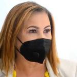 [Video] La candidata a Diputada por el PLD Mildred Sánchez solicitara revisión de acta en el Municipio de Pimentel