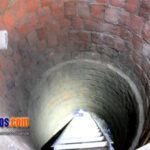 [VIDEO] Hombre cae dentro de un pozo séptico en el centro de San Fco. de Macorís