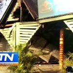 [Video] Incendio reduce a cenizas centro de diversión en Pimentel