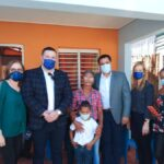 Entregan vivienda remozada a familia que residía en condiciones deplorables en Pimentel