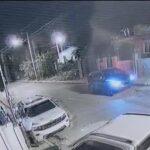 Ladrones de retrovisores burlan patrulla policial en Villa Riva